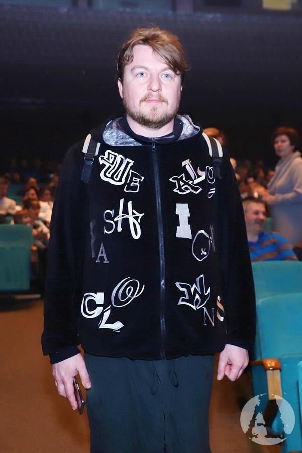Алексей Залевский на концерте Ассии Ахат фото