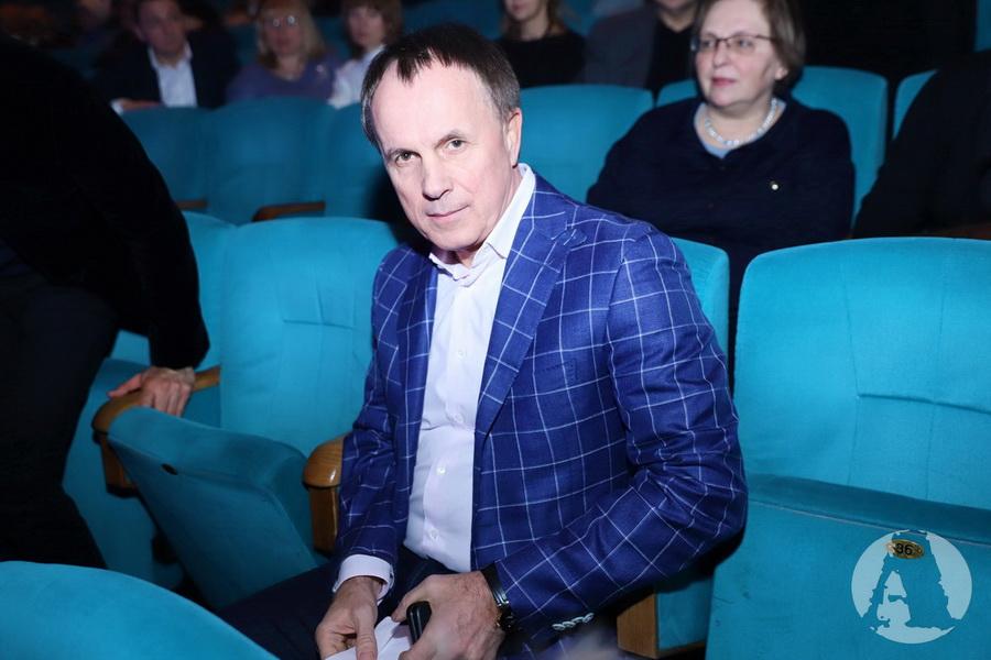 Игорь Баленко на концерте Ассии Ахат фото