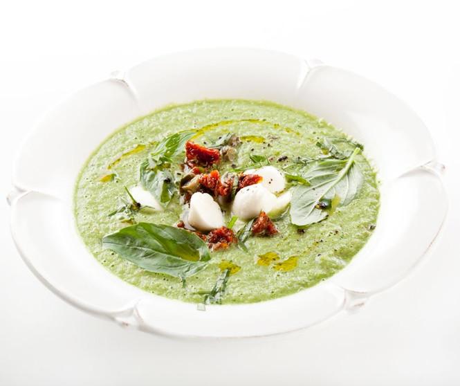 Огуречный суп фото