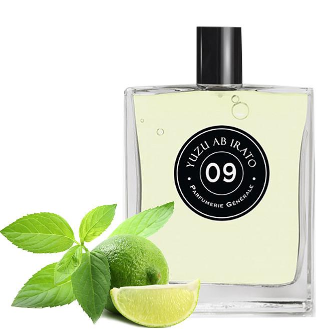 PG09 Yuzu Ab Irato Parfumerie Generale
