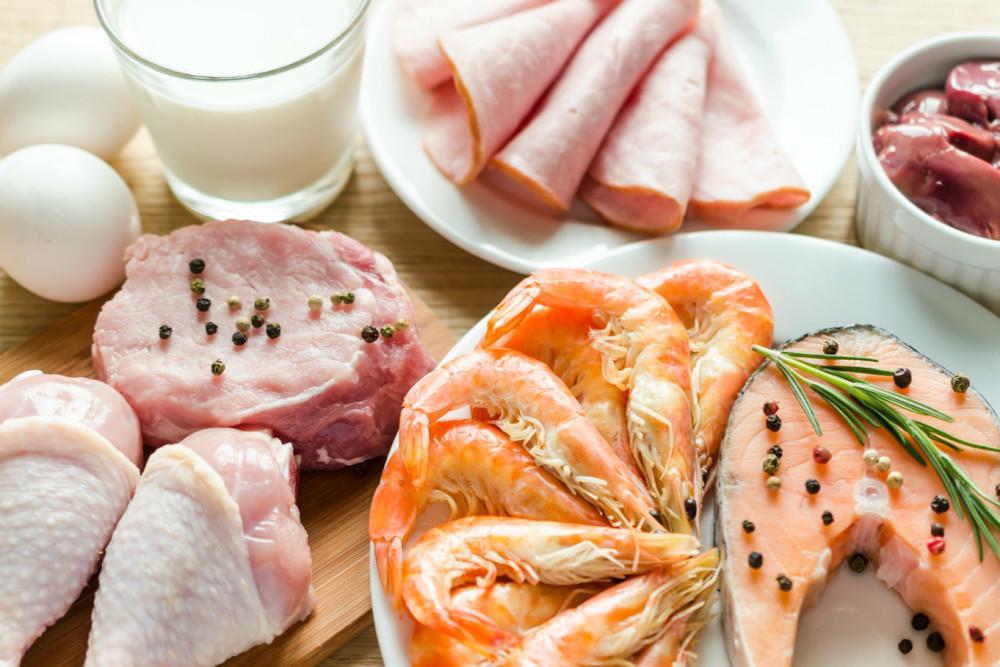 продукты с большим содержанием белка фото