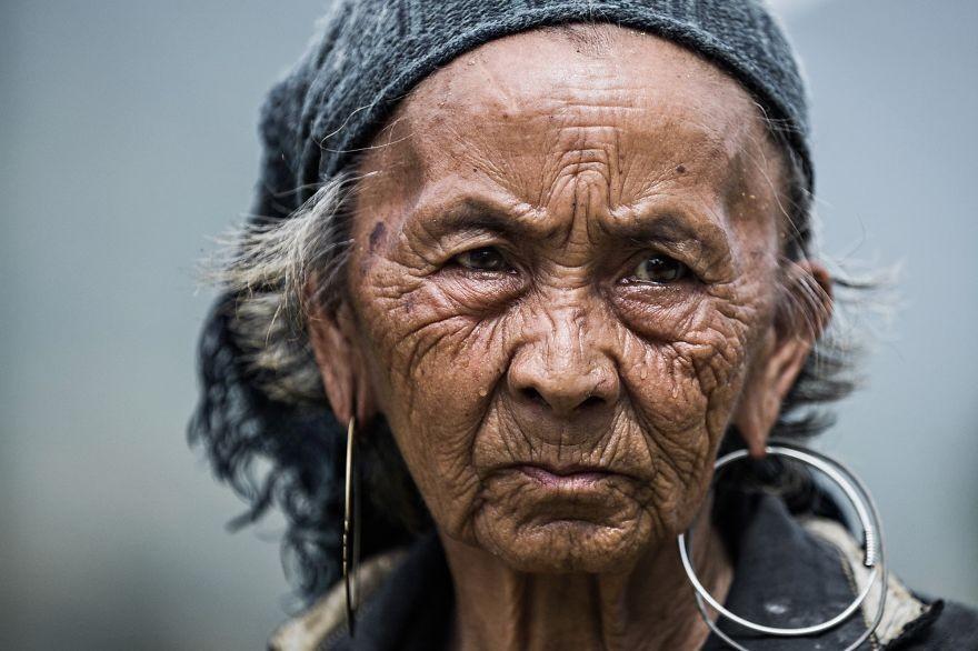 старожительница