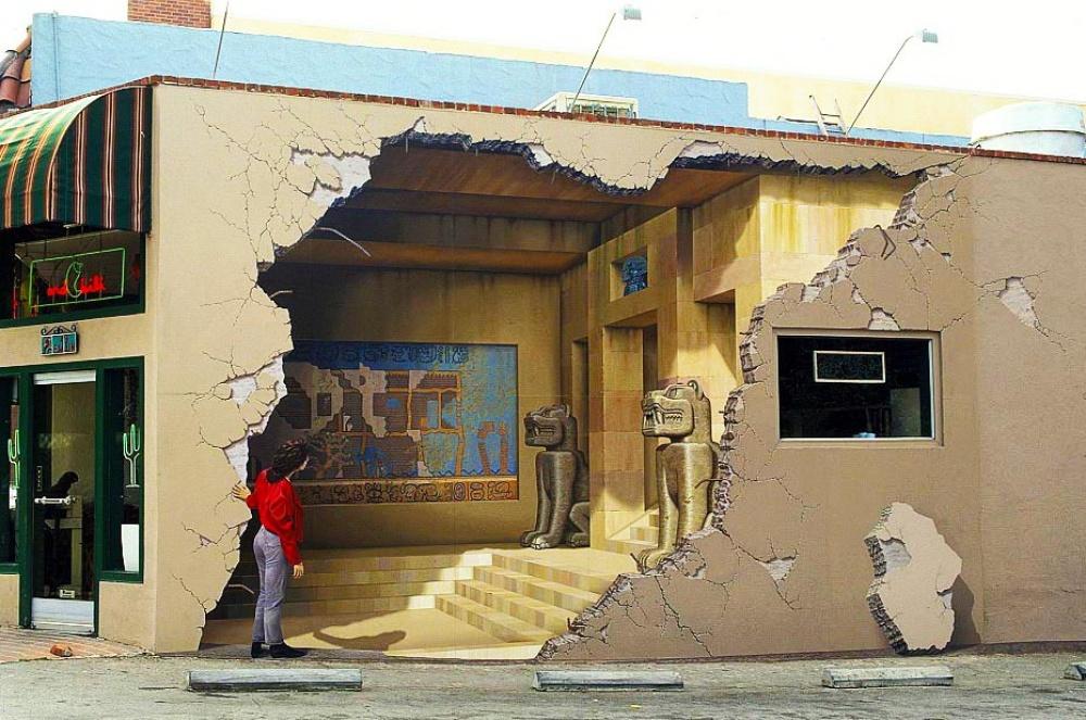 стрит-арт Калифорния, США