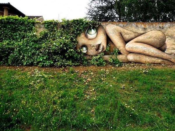Стрит-арт Оз, Франция