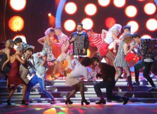 фото выступления monatik на танці с зірками