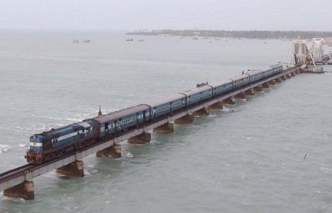 Мост Ченнай-Рамешварам фото