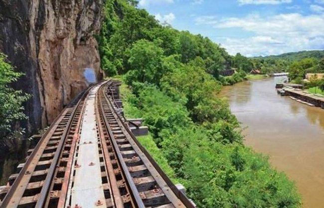железная дорога смерти фото