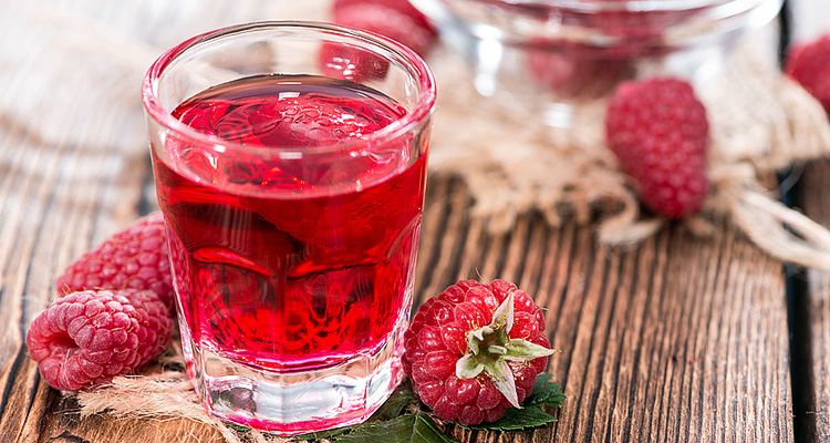 малиновая наливка на водке рецепт