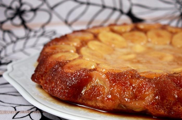 для тертый пирог с банановой начинкой районе кемпинга