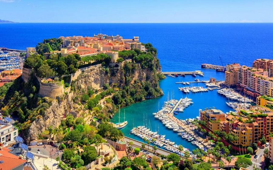 монако фото