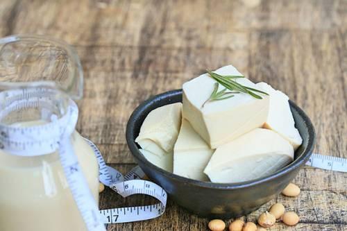 тофу и соевое молоко