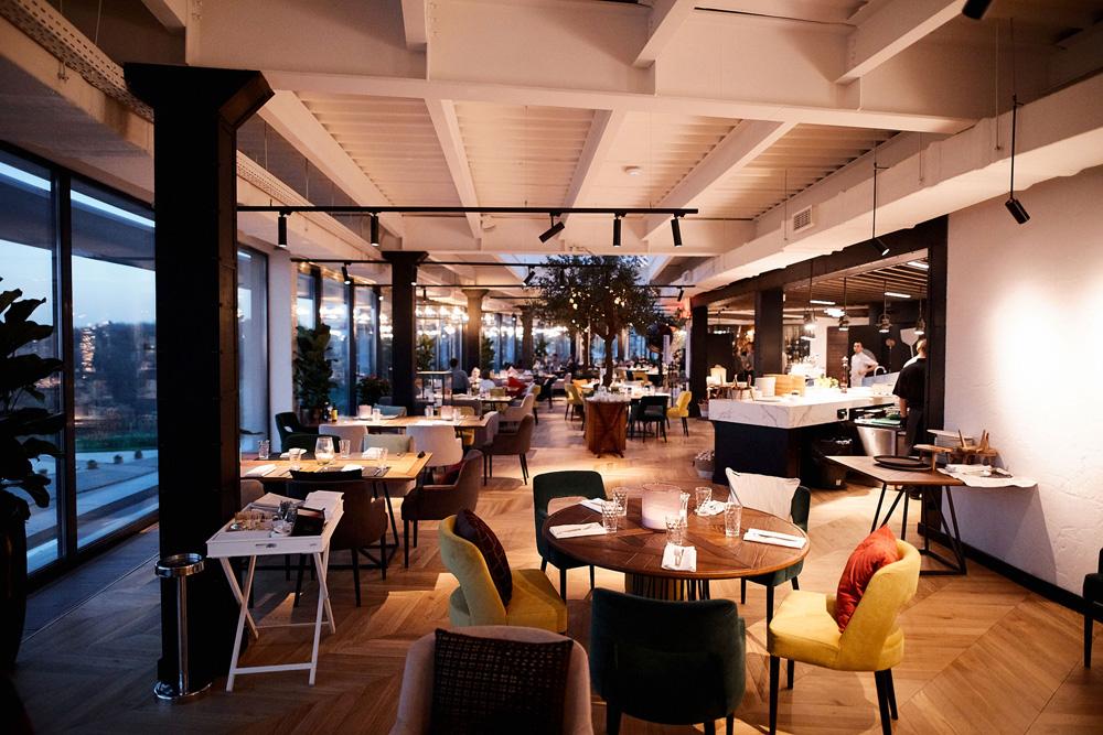 фото ресторанg guramma italiana