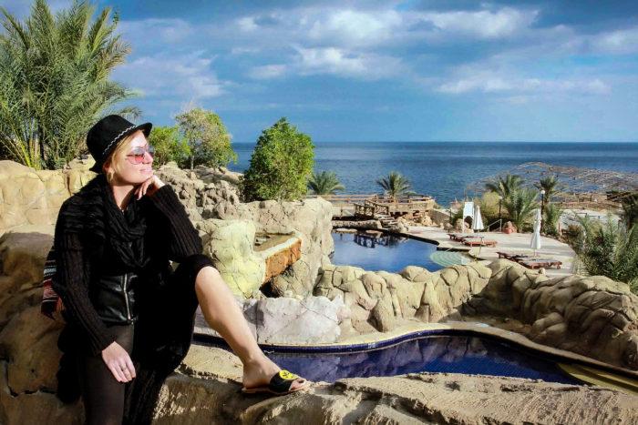 лидия тропман в египте