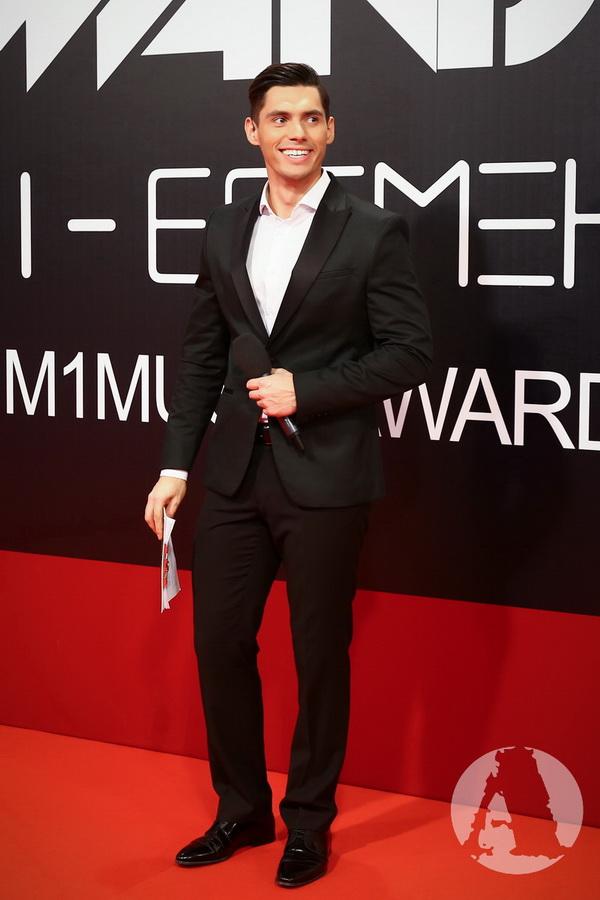 фото Никита Добрынин на M1 Music Awards III Элемент