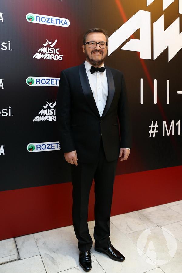 фото Александр Пономарев на M1 Music Awards III Элемент