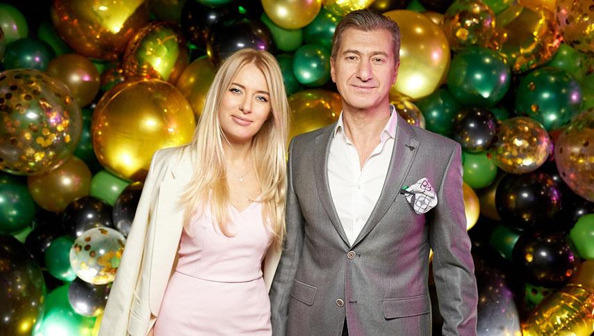 юрий никитин с женой фото