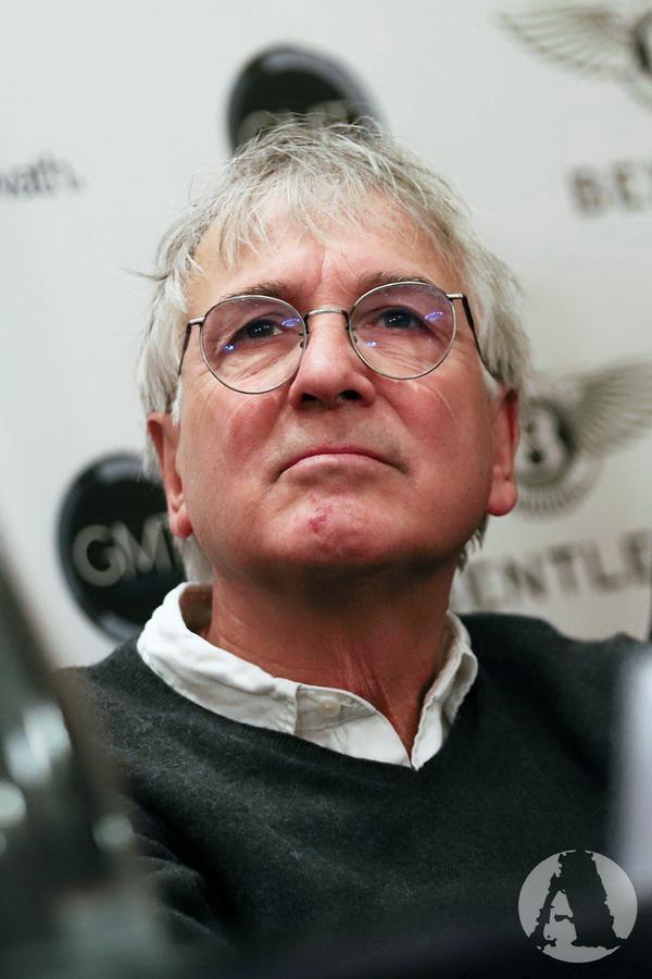 кинооператор Тьерри Арбогаст фото на пресс-конференции Киев