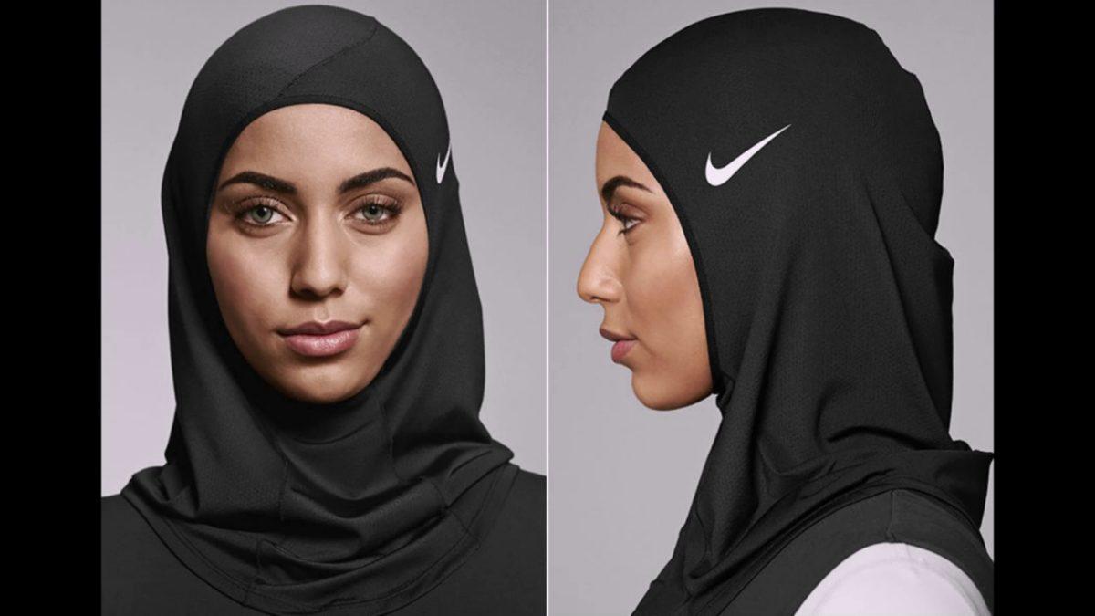 ajnj хиджаба nike