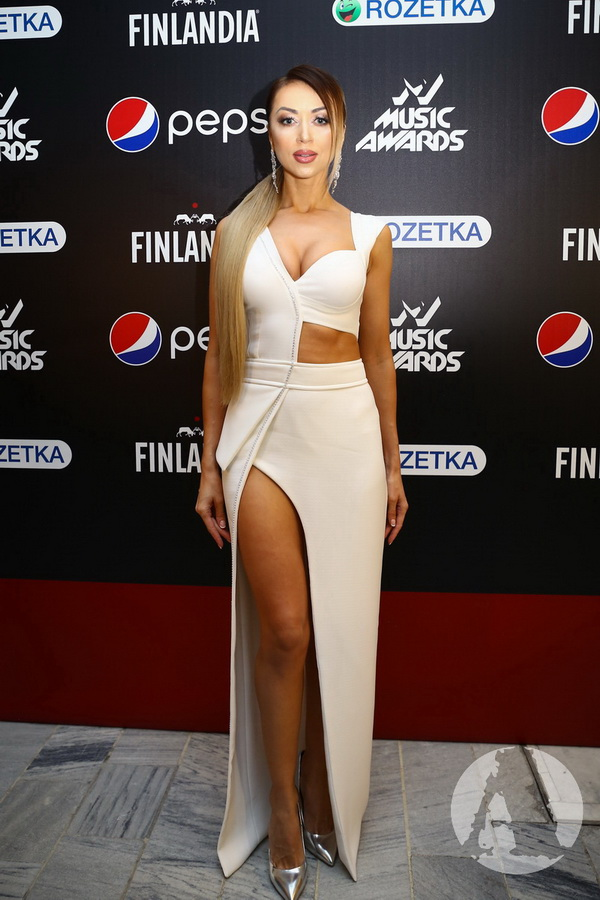 фото Наталья Вылевская на М1 Music Awards