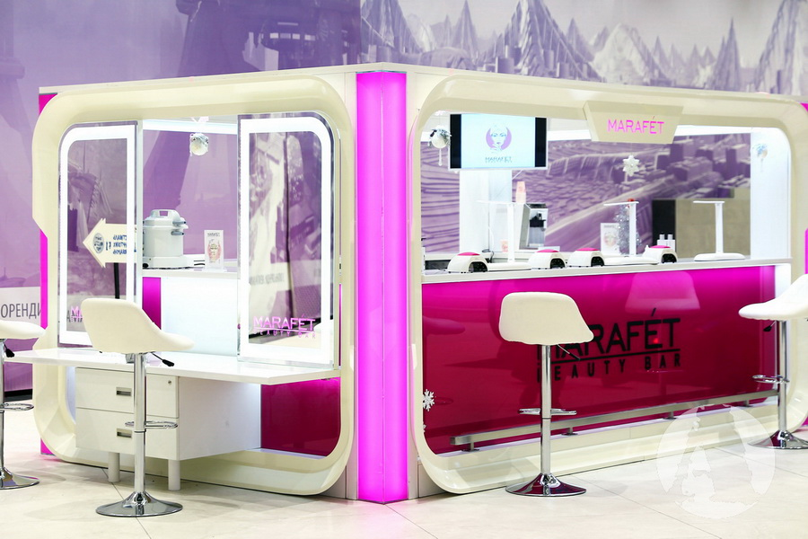 box marafet beauty bar