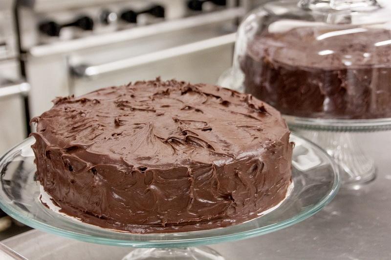 foto шоколадный торт