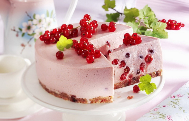 foto творожный торт
