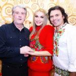 Виктор Ющенко, Ольга Сумская, Виталий Борисюк