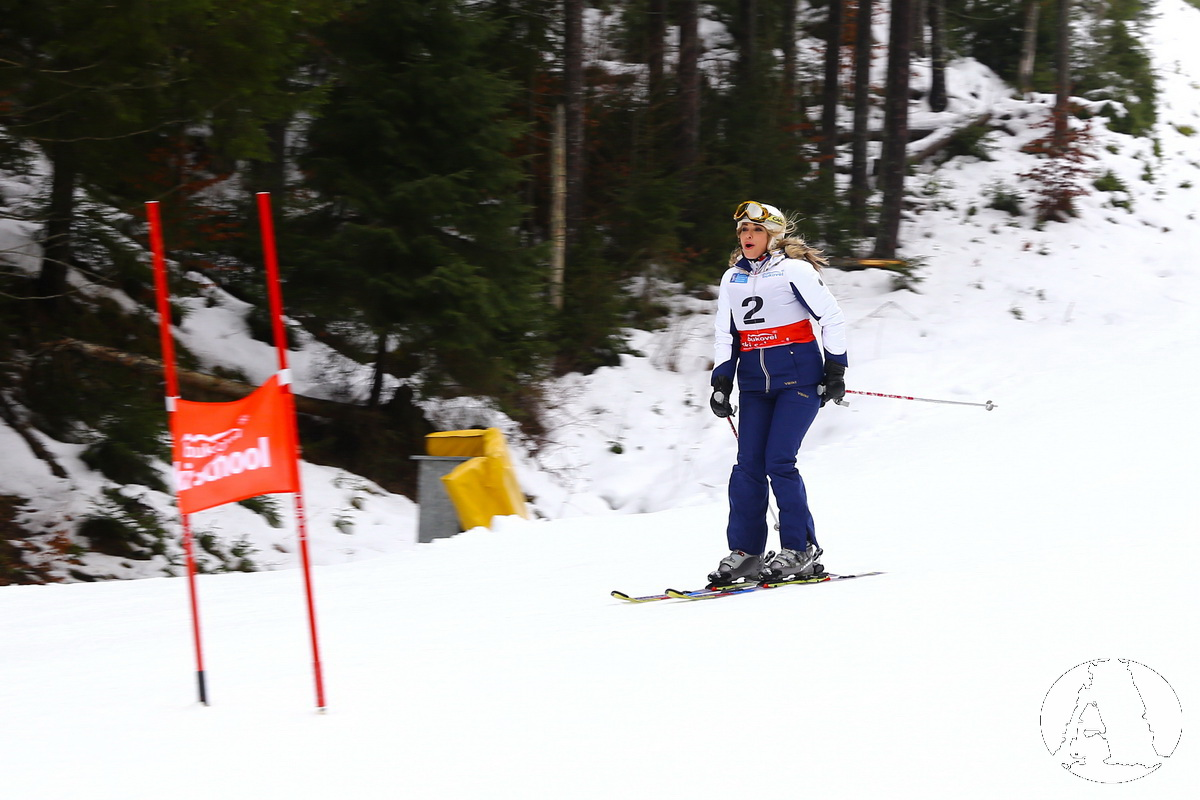 Ольга Сумская лыжные гонки Winter Celebrity Games фото