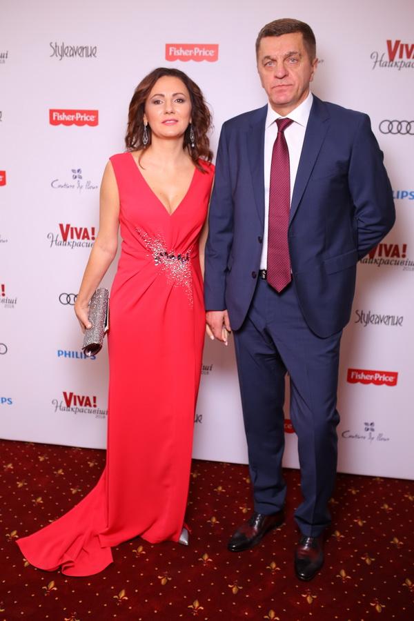 Инна и Олег Катющенко