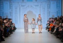Полина Веллер показ на Украинской неделе моды 2018