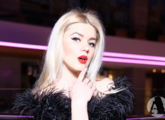 Елена Филонова на Елена Филонова на RED LIPS PARTY