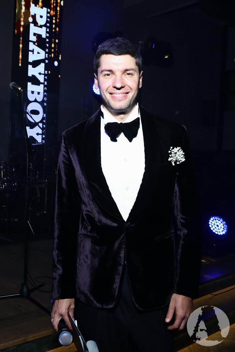 Александр Вишневский ведущий playboy party в ресторане alaska ajnj