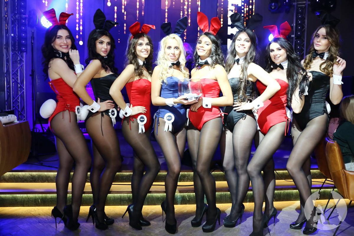 bannygirls вечеринка в ресторане аляска фото
