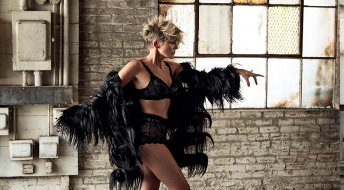 фото для журнала Vanity Fair