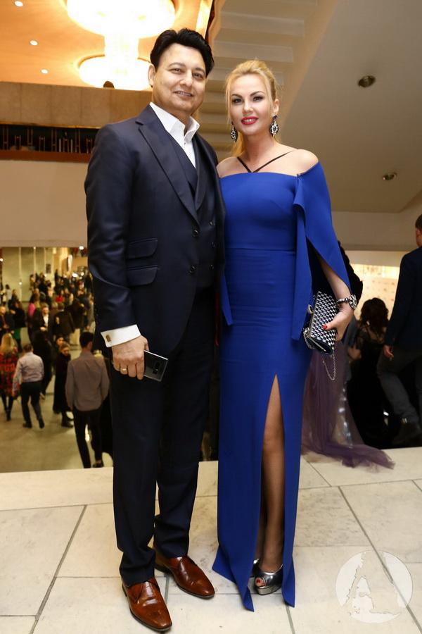 Камалия и Захур на Viva! Самые Красивые-2018 фото