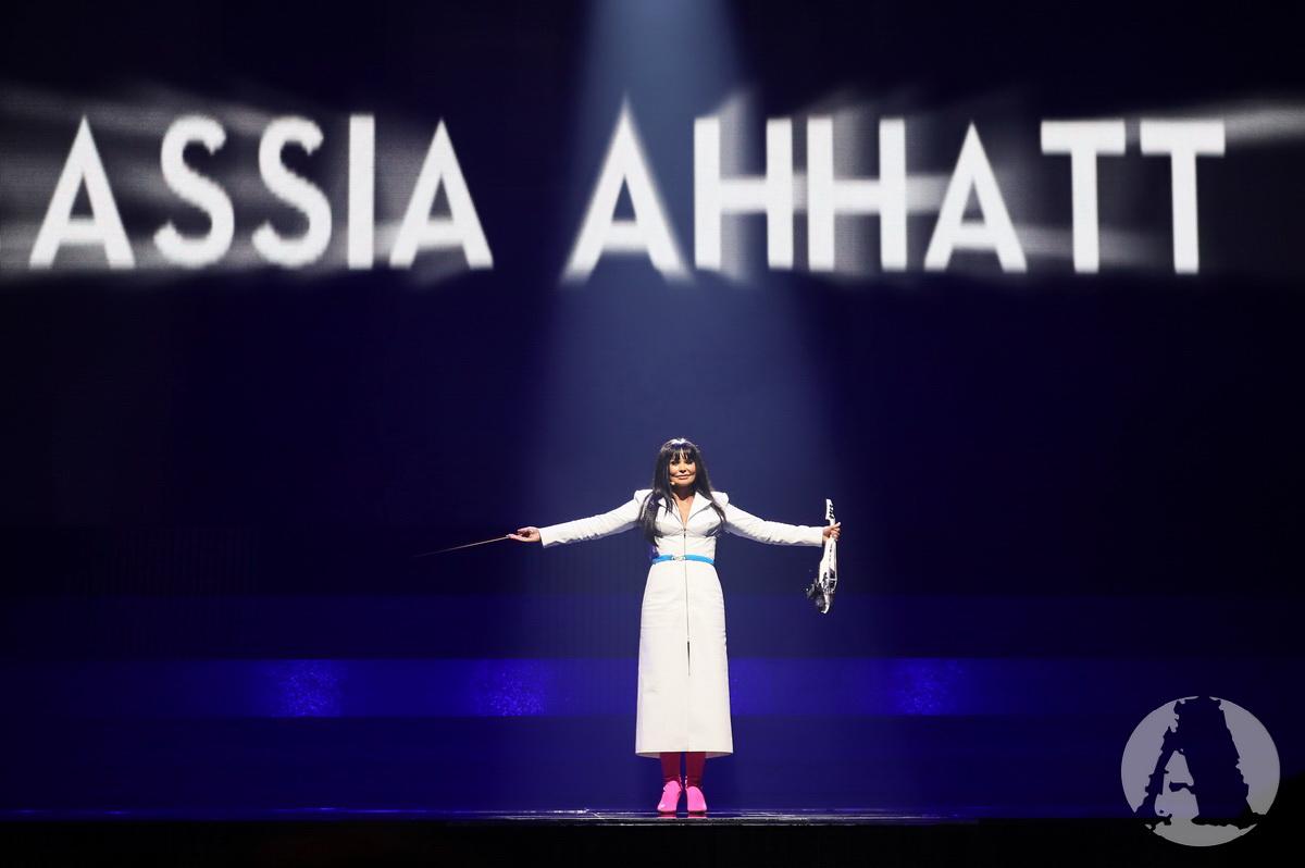 Ассия Ахат презентация нового альбома, Киев фото