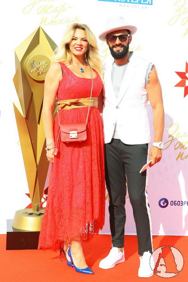 Андрей Кише с женой фото