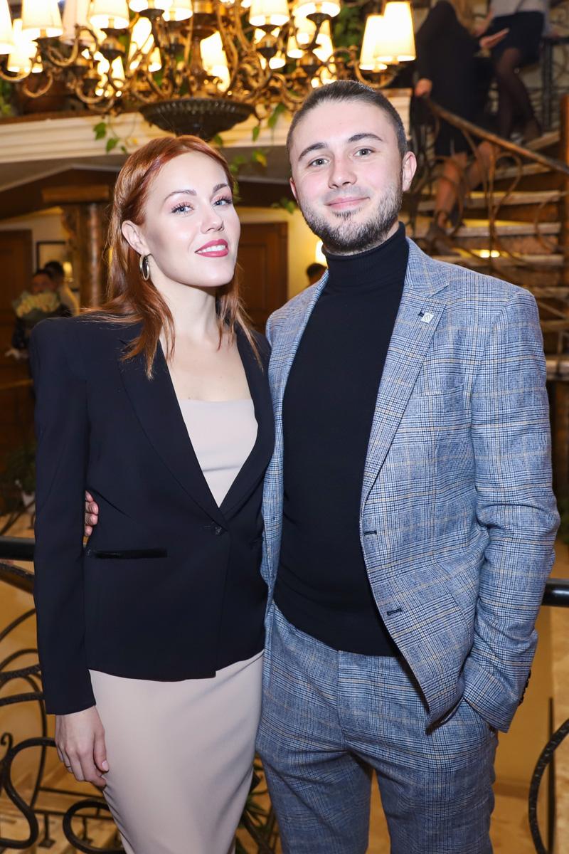 Alyosha и Тарас Тополя на презентации романа «Код: Вознаграждение»
