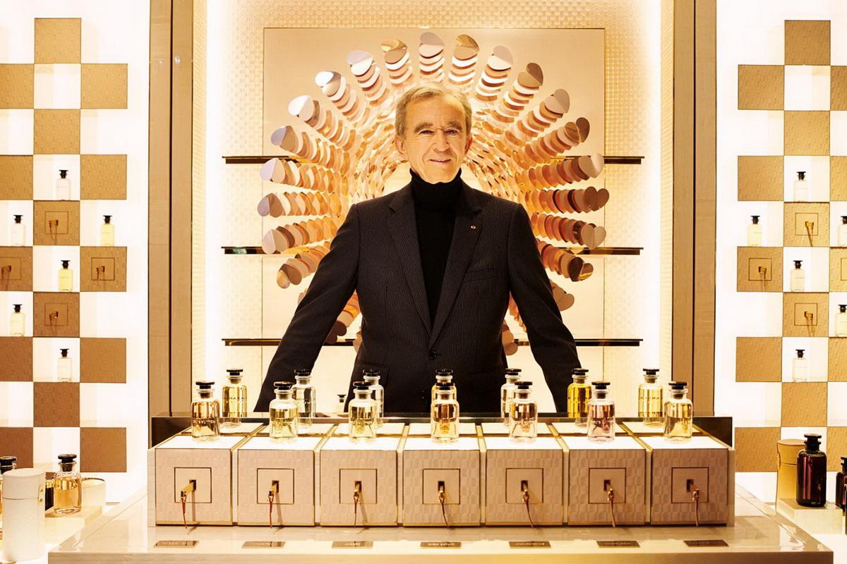 Бернар арно №1 среди самых богатых людей в мире моды
