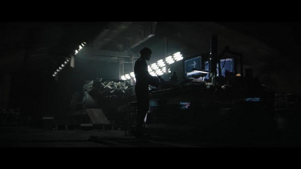 Кадр из фильма Бэтмен 2021
