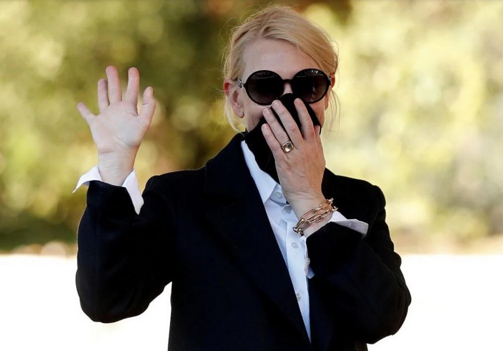 фото Кейт Бланшетт, председатель жюри 77-го Венецианского фестиваля