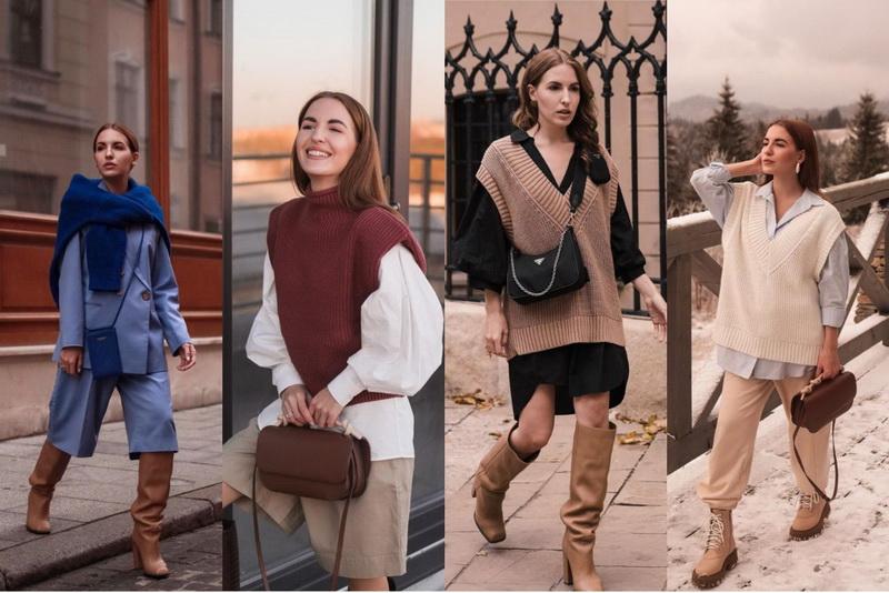 фото fashion-блогер Натали Литвин