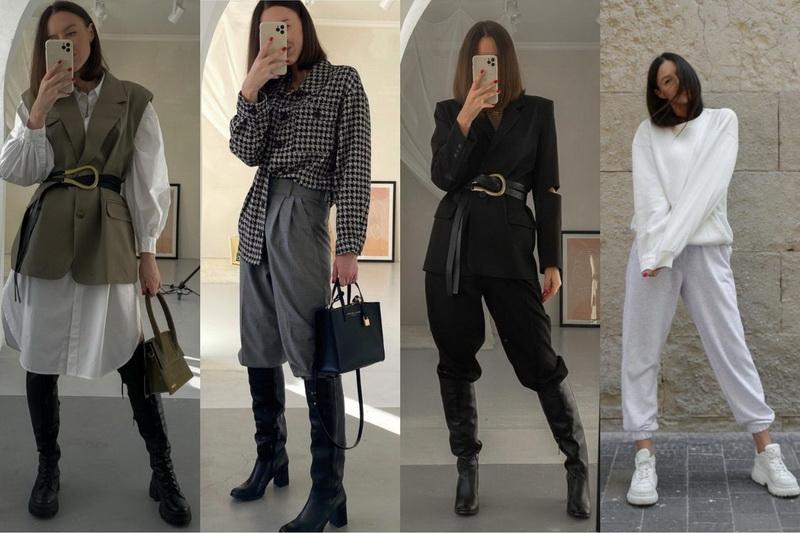фото fashion-блогер Алина Френдий