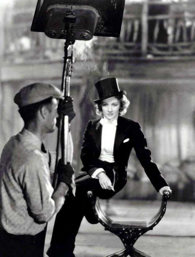 фильмы про моду - Марокко, 1930