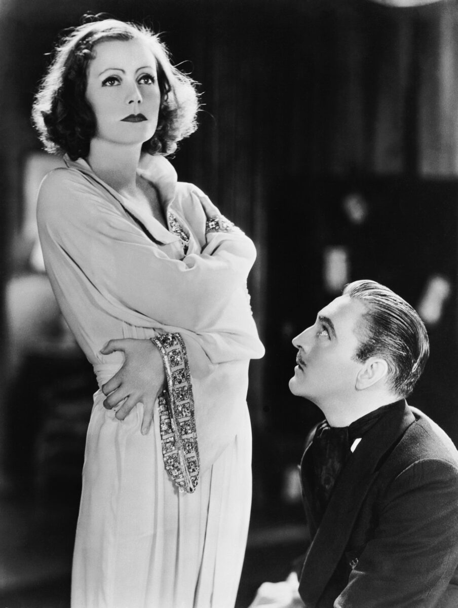 фильмы про моду - Гранд Отель, 1932