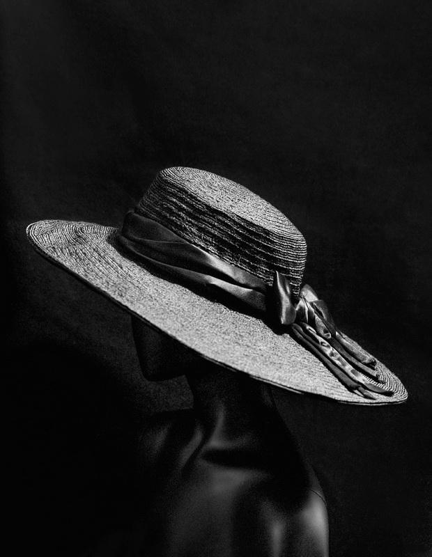 фото экспоната: Соломенная шляпа, примерно 1913-1915