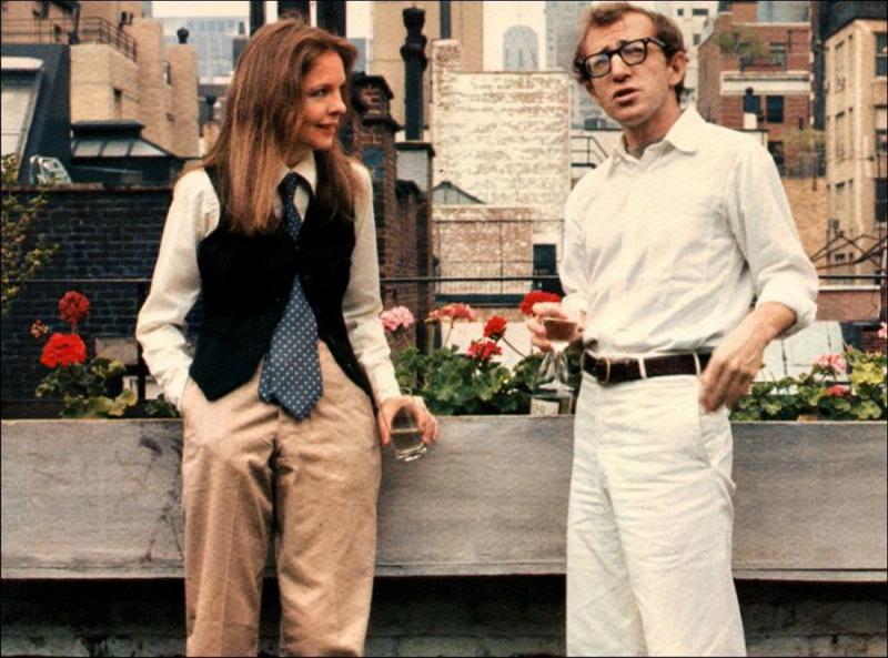 фильмы про моду и стиль - Энни Холл, 1977
