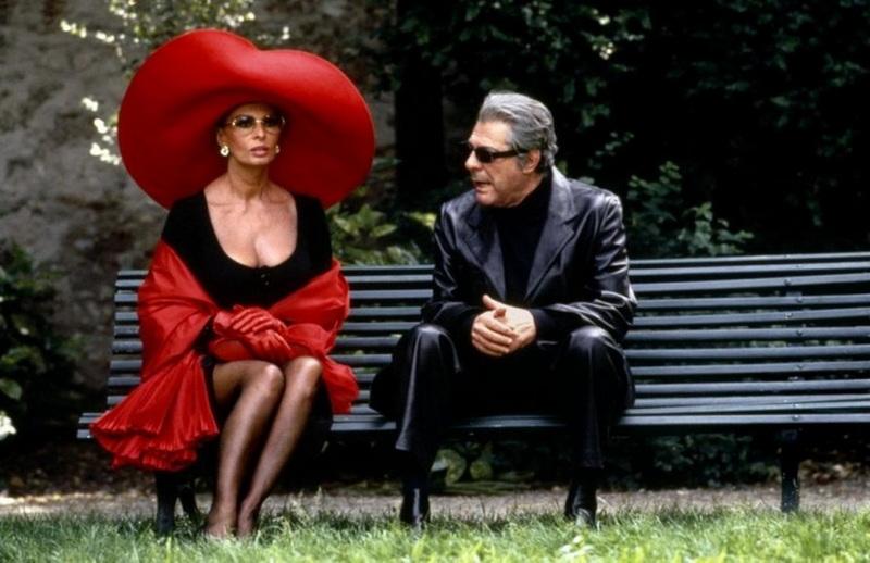 фильм про моду и стиль - Высокая мода, 1994