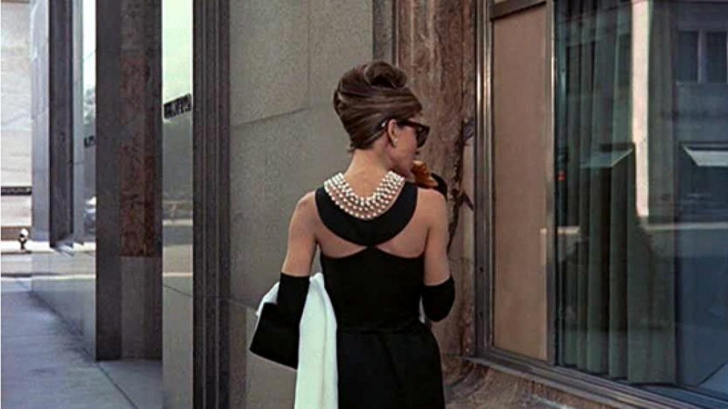 фильмы про моду и стиль - Завтрак у Тиффани, 1961