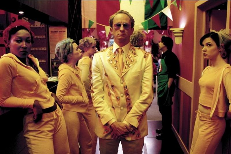 документальный фильм про моду и стиль - Подиум, 1995